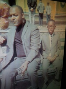 Looked like a nerd next to my Pop!
